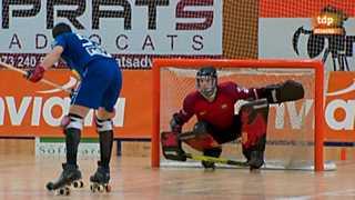 Hockey sobre patines - Copa S.M. El Rey: Final. C.E. Moritz Vendrell - F.C.Barcelona