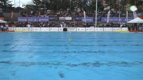 Waterpolo - Copa SM el Rey. Final
