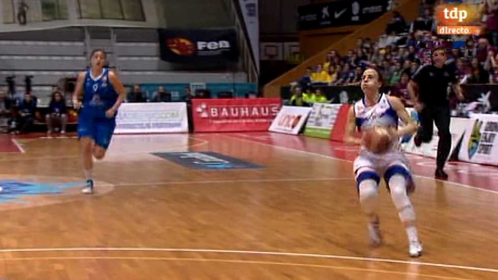 Baloncesto - Copa S.M.La Reina  2ª Semifinal: Lointek Gernika Bizkaia-Perfumerías Avenida