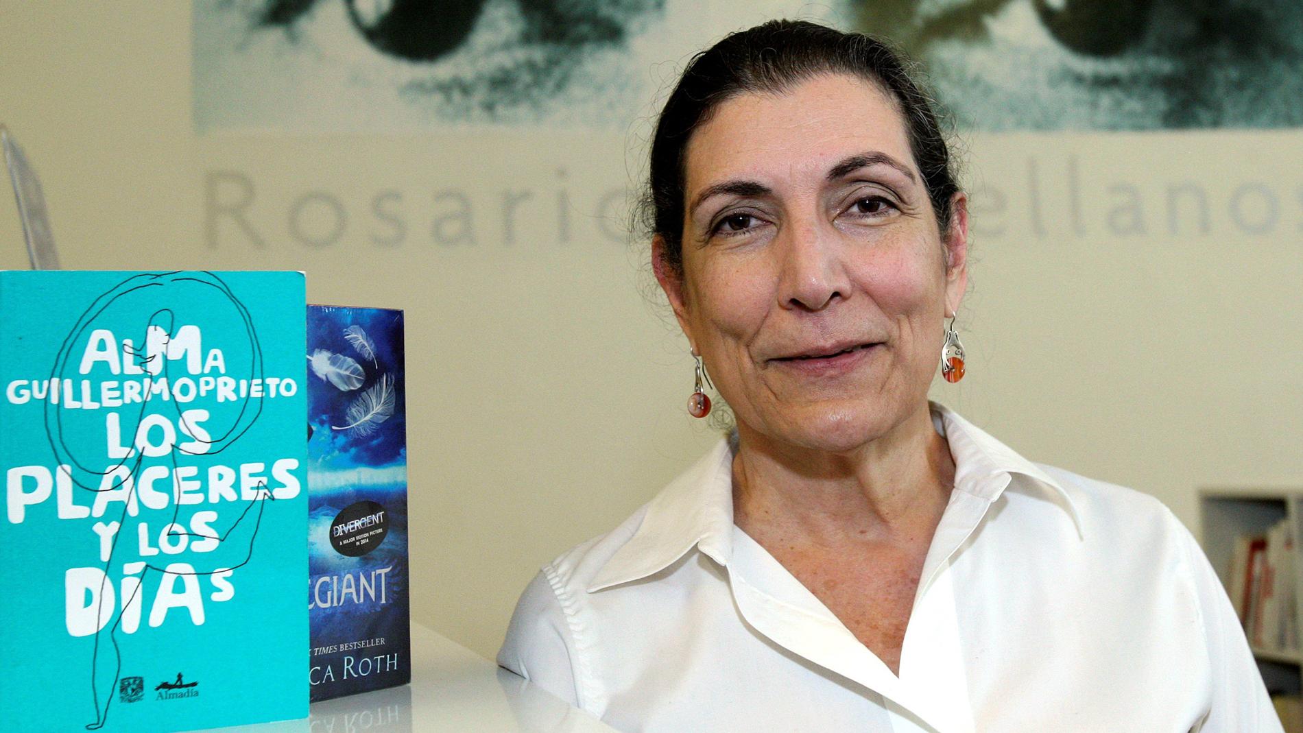 El coraje y el compromiso de la periodista mexicana Alma Guillermoprieto, Premio Princesa de Comunicación