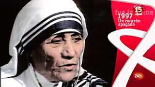 Fue Informe - Un corazón apagado (muerte de Teresa de Calcuta)