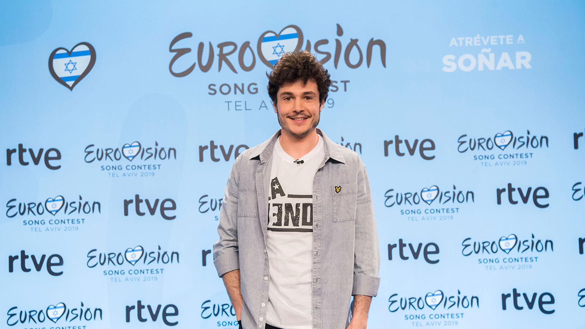 El camino de Miki de Operación Triunfo a Eurovisión 2019