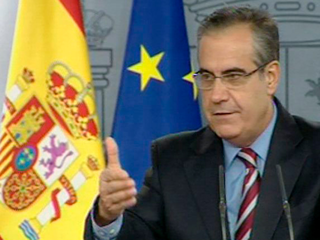 """Corbacho destaca la """"normalidad"""" en la jornada de huelga"""