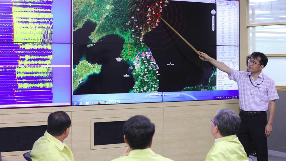 Corea del Norte realiza una nueva prueba nuclear que provoca un terremoto de magnitud 5