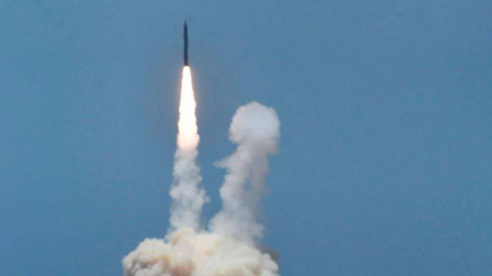 Corea del Norte realiza un nuevo ensayo múltiple de misiles de crucero antibuque