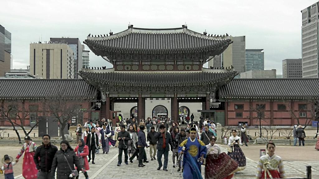 Españoles en el mundo - Corea del Sur