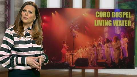 Buenas noticias TV - Coro Góspel Living Water