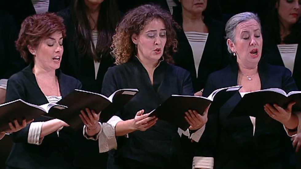 Los conciertos de La 2 - CORO RTVE Fundación Juan March (parte 1)