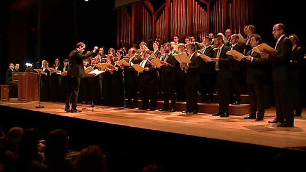 Los conciertos de La 2 - Coro RTVE Fundación Juan March (parte 2) (R.)