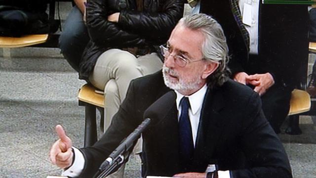 Correa reconoce dádivas a Bárcenas, López Viejo y Jesús Merino y exculpa a Galeote
