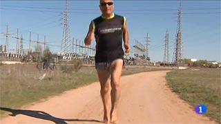 Correr descalzo reduce el riesgo de lesiones