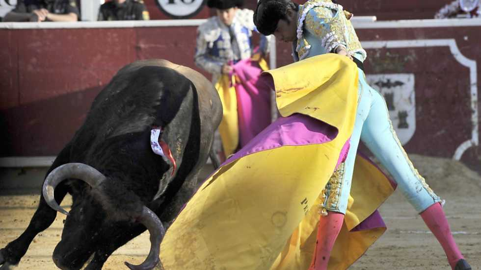 Corrida benéfica de Asprona, desde Albacete