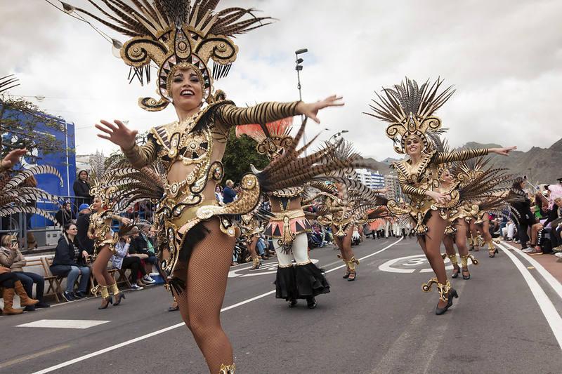 Coso del Carnaval de Tenerife