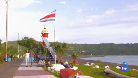 Españoles en el mundo - Costa Rica, costa Pacífico