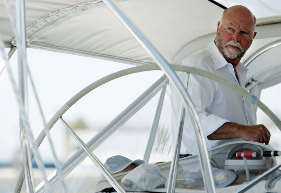 Craig Venter y las bacterias del Mediterráneo