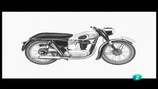 Paisajes de la Historia - Creadores de velocidad (Motociclismo)