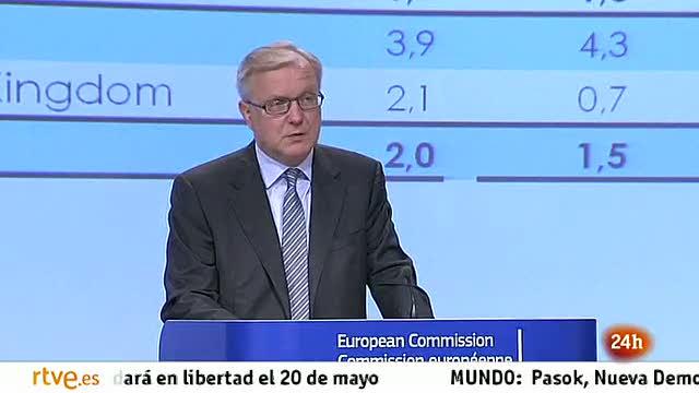 España, el único país de la UE con crecimiento negativo en 2012 y en 2013