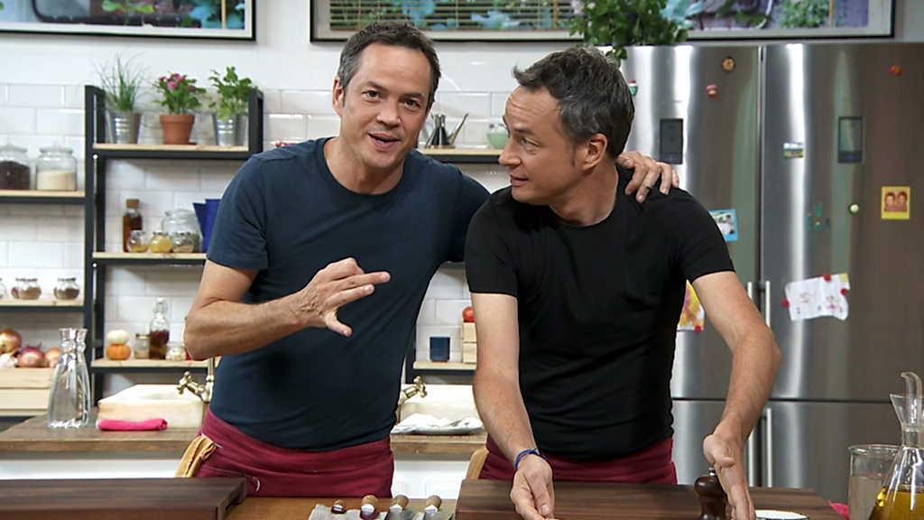 Torres en la cocina - Crema de brócoli y rabo de ternera