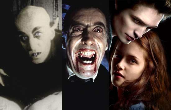 Llega a los cines la adaptación de la novela de vampiros 'Crepúsculo'