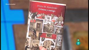 La Aventura del Saber. TVE. Libros recomendados: 'Crimen y Castigo' de Fiódor Dostoievski