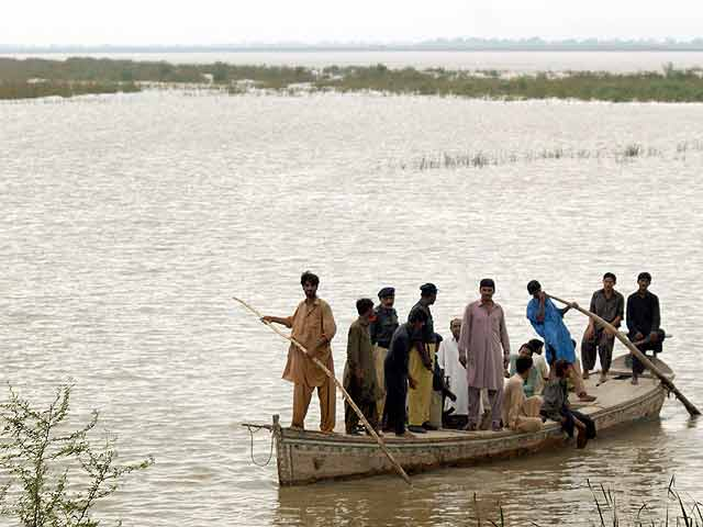 Las inundaciones dejan 12 millones de damnificados en Pakistán, que necesita ayuda