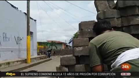La crisis de Nicaragua suma dos meses y más de 200 muertos