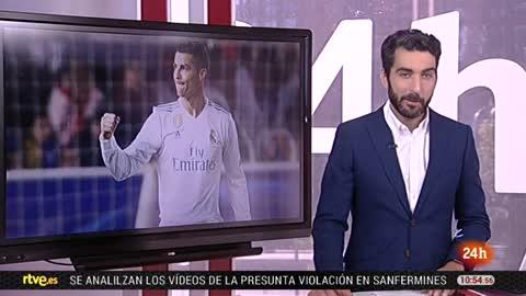 """Cristiano, enfadado con la prensa: """"Un día digo una cosa y al día siguiente escribís otra"""""""