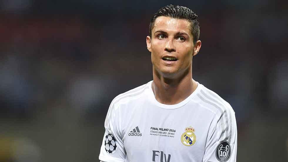 Cristiano lidera la lista de los deportistas más famosos