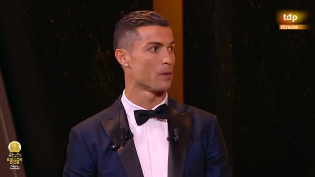 "Cristiano Ronaldo: ""Estoy muy feliz"""