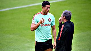 Cristiano Ronaldo rebaja la euforia portuguesa antes de medirse a Gareth Bale