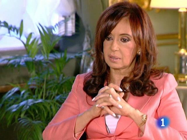 Desayunos - Cristina Kirchner