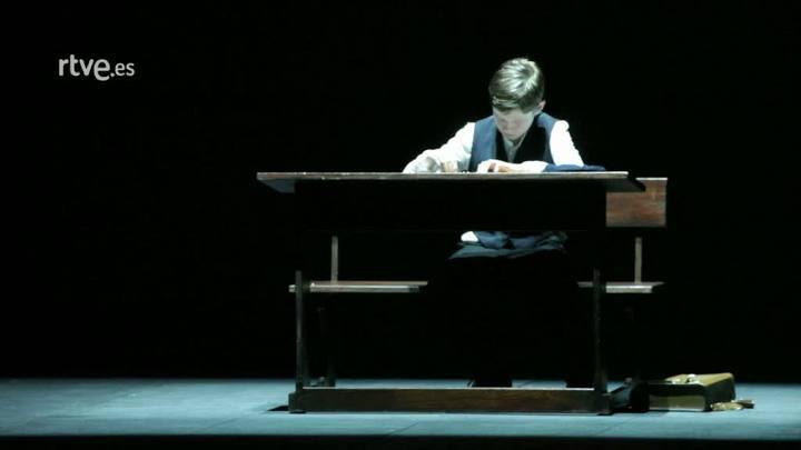 Imprescindibles - Cristóbal Halffter - La ópera 'Schachnovelle' (Novela de ajedrez)