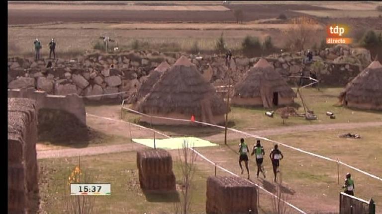 Atletismo - Cross de Atapuerca. Carrera masculina - 13/11/11