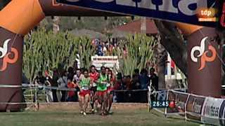 Atletismo - Cross Campeonato de España de Clubes