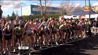 Atletismo - Cross Internacional: Carrera masculina