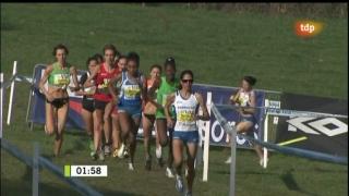 Atletismo - Cross Internacional Valle de Llodio - Carrera femenina y masculina - 27/11/11