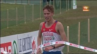 Atletismo - Cross Campeonato de Europa - Junior hombres