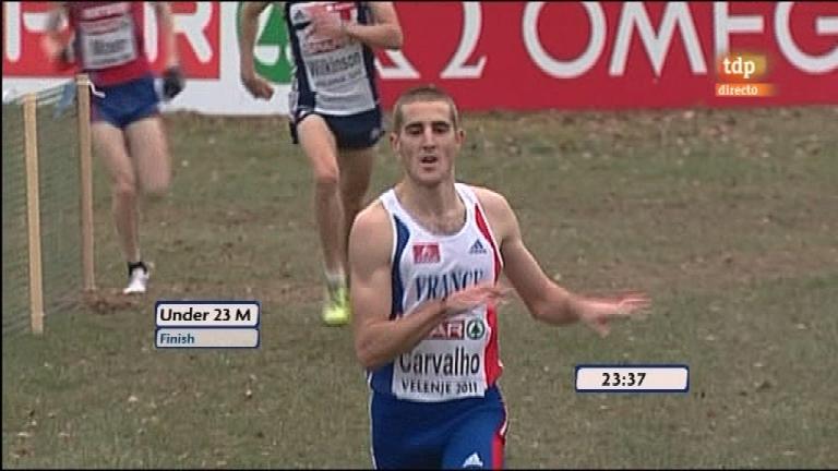 Atletismo - Cross Campeonato de Europa - Sub-23 hombres