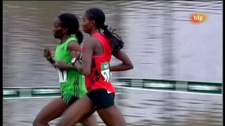 Atletismo - Cross campo a través internacional de Zornotza - Carrera femenina