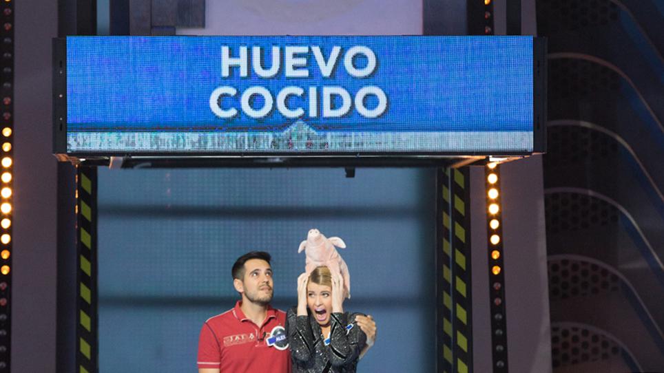 Crush - El equipo azul pierde a Adriana Abenia y a Álex