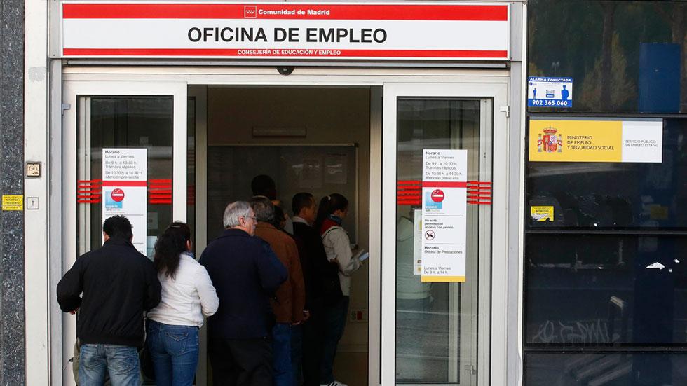 Csif denuncia que las agresiones en las oficinas de empleo for Oficina de empleo calahorra