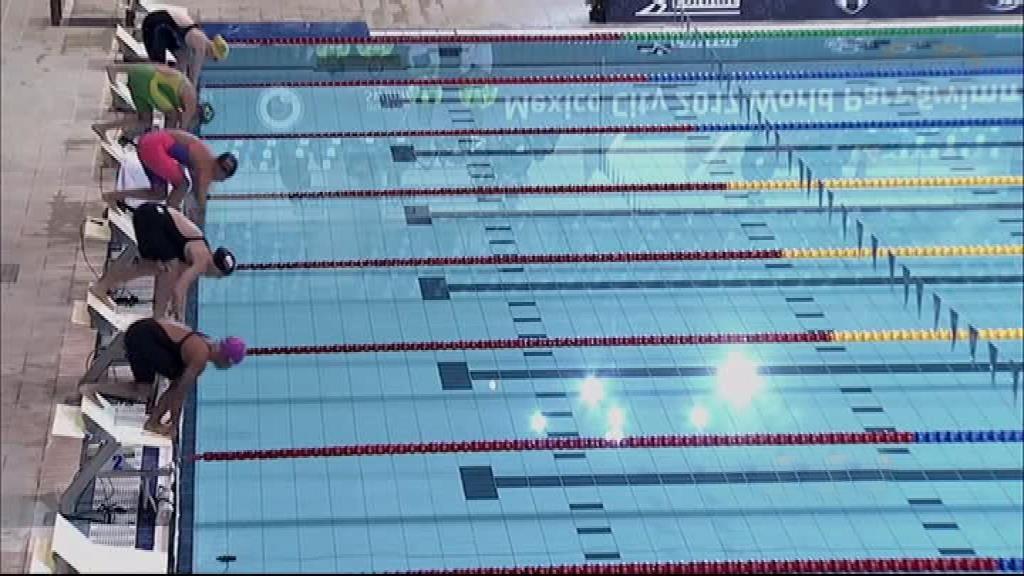 Natación - Campeonato del Mundo Paralímpico. Resumen jornada 03/12/17