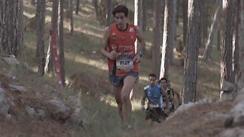 Carrera de montaña - Campeonato de España de Clubes 2017
