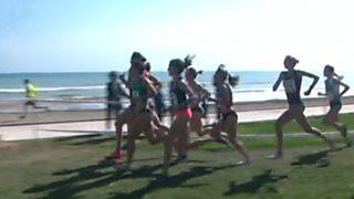 Cross - Cto. de España por Clubes: Carrera Corta Femenina Oropesa (Castellón)
