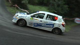 Automovilismo - Campeonato España Rally Asfalto. Rallye de El Ferrol