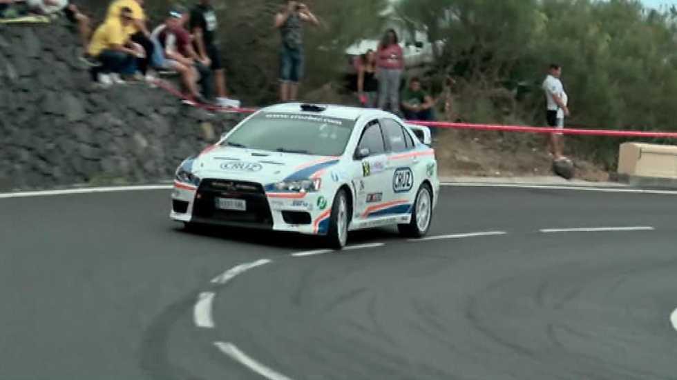 Automovilismo - Campeonato de España de Rallyes de montaña 'Subida a Tamaimo'