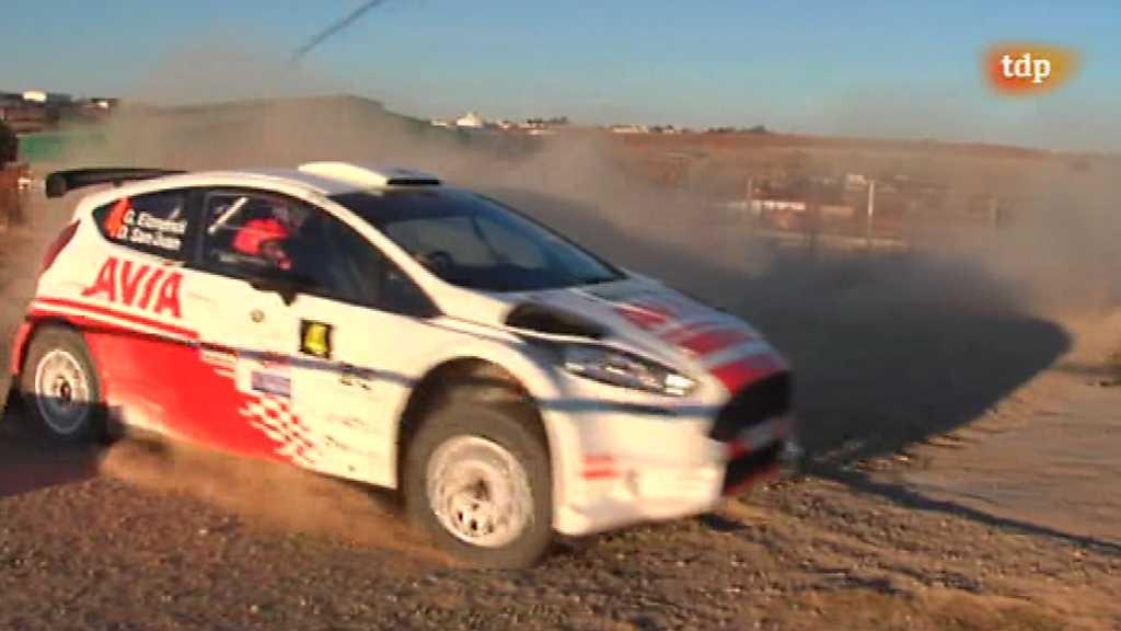 Automovilismo - Campeonato de España de Rallyes de Tierra 'Rally de Pozoblanco'