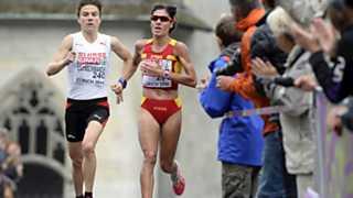 Atletismo - Campeonato de Europa al aire libre. Sesión matinal. Maratón femenino - 16/08/14