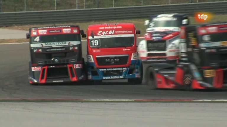 Automovilismo - Campeonato de Europa de camiones - GP de Estambul