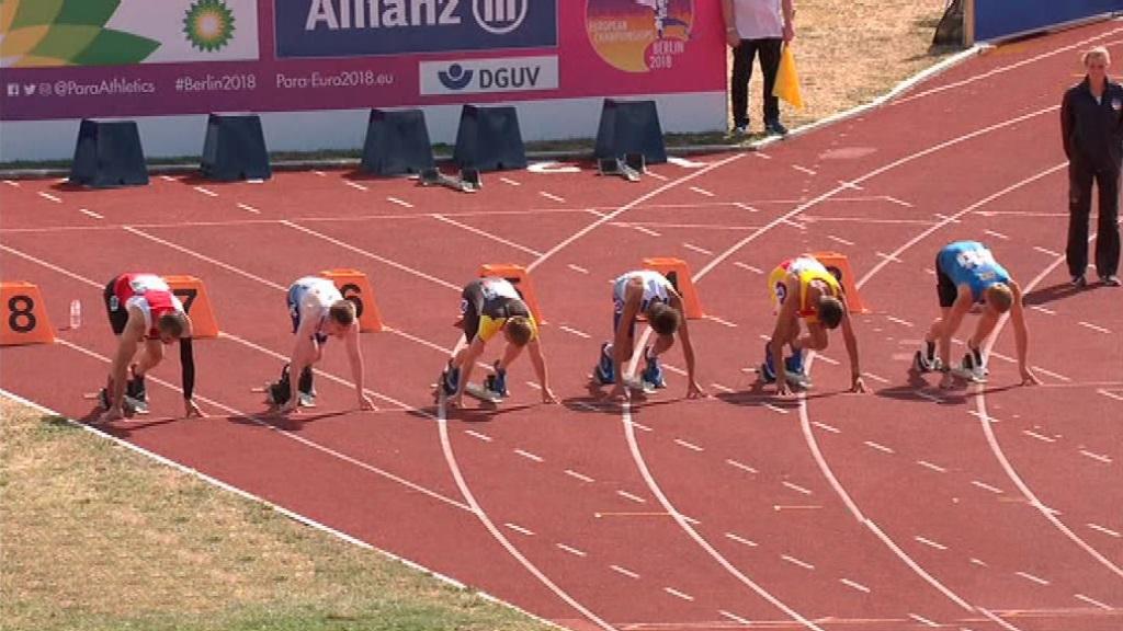 Atletismo - Campeonato de Europa Paralímpico desde Berlín Resumen 7ª jornada